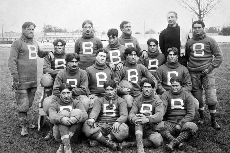 University of Buffalo Football team, 1897-1898 season ...