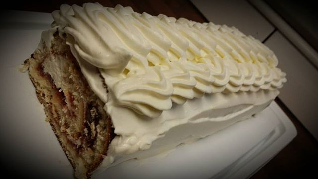 #leivojakoristele #kääretorttuhaaste Kiitos @mirkkuto