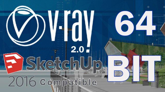 Download Vray 2.0 For SketchUp 2016 Full With Crack Free Download Download free http://bit.ly/1Z4JNur