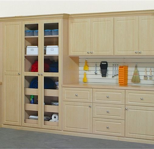 Tips For Buying Garage Utility Cabinets: Countertop, Drawers And Washington Dc Area
