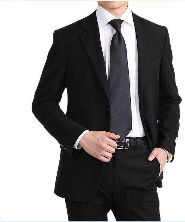 Elegant and very stylish men's suit