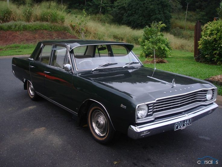 1968 Chrysler Valiant Regal VE
