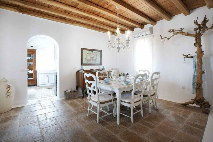 Antigone Villa Dining Room