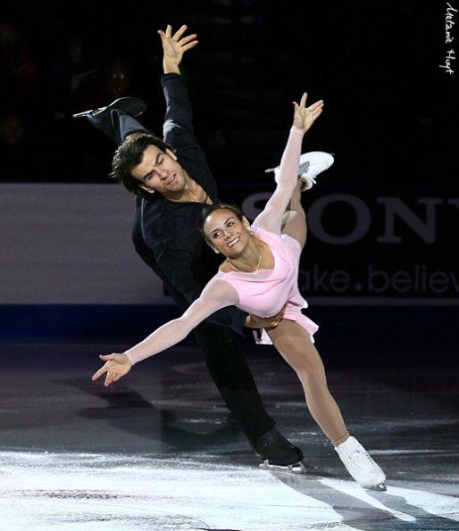 2012 Skate Canada » Exhibition Gala » Meagan Duhamel  Eric Radford (CAN) #FigureSkating