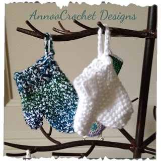 Mittens, Ornaments and Crochet world on Pinterest