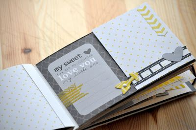 How to Do is Not in English (other than a few words to ID projects)  but very good pictures to follow for several Projects/Ideas for journals and mini albums.