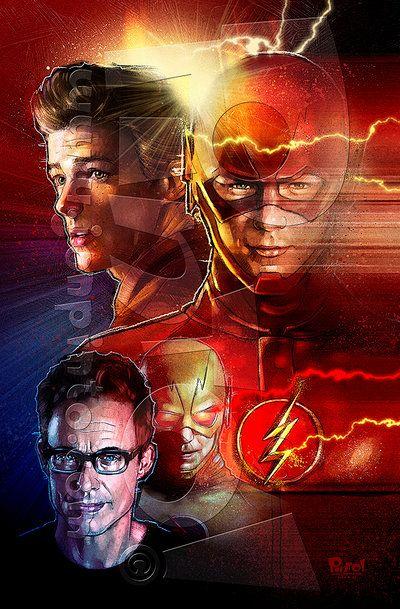 The Flash by jonpinto.deviantart.com on @DeviantArt