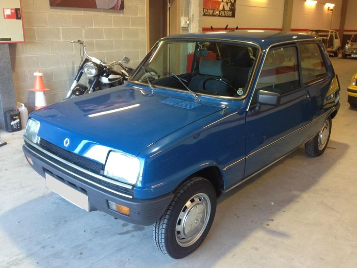 9 best nuestros clasicos images on pinterest renault 5 car and renault 5 950cc ao 1973 sciox Image collections