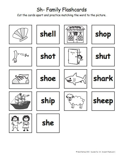 Sh digraphs Repinned by Speech, Language, Literacy Lab. Visit all our ...