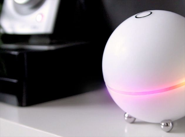 Homey gives your living room a voice
