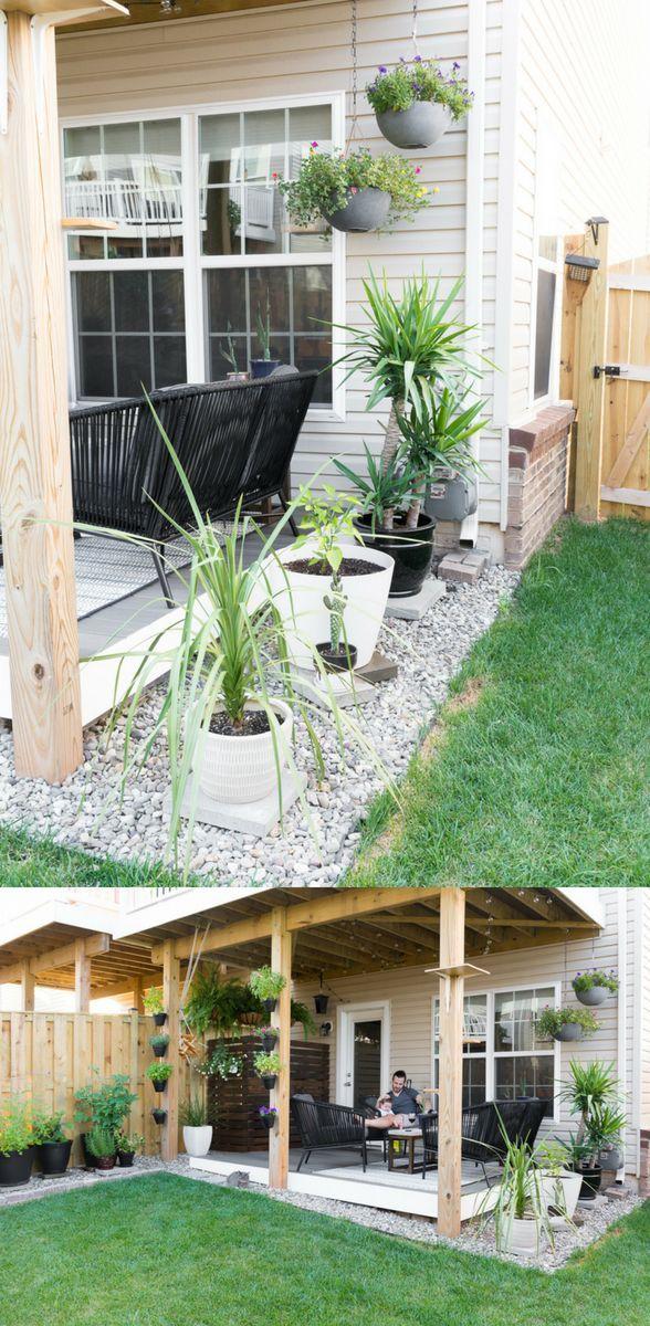 small backyard design backyard design