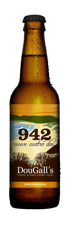 Dougall's, desde #Lierganes, en Cantabria elabora cerveza artesana y natural, ya que bebe de un manantial que pasa por sus propias instalaciones. Es lo que tiene vivir en una zona como la suya. Recuerda, #Cerveza #Artesanal para lo que tu quieras.