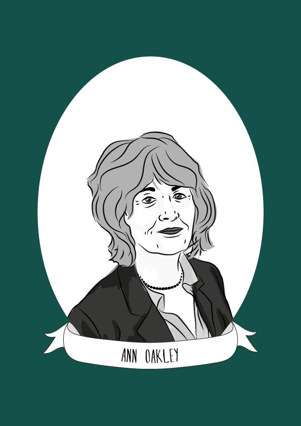 Ann Oakley is a British sociologist, feminist and writer who pioneered research into women's lives, including the role of a housewife, childbirth and motherhood. She is currently a Professor at the Institute of Education, University of London where...