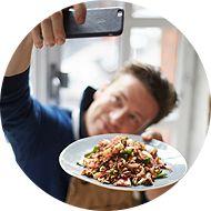 Jamie Oliver's Skinny Carbonara