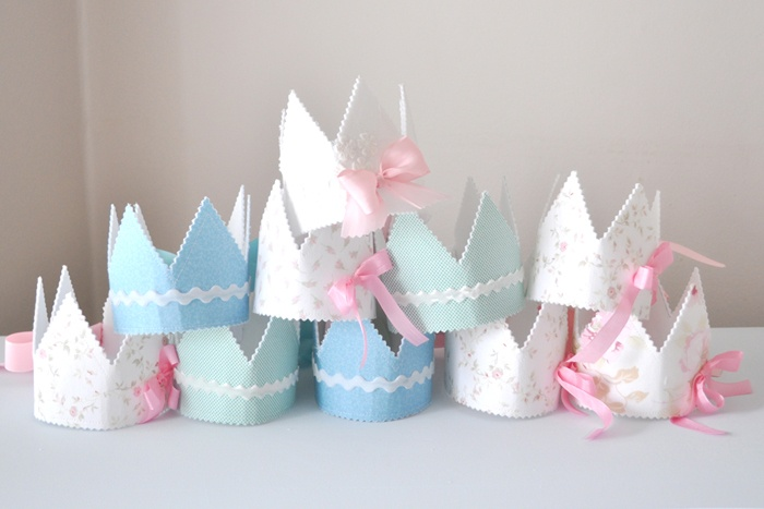 sweet party crowns