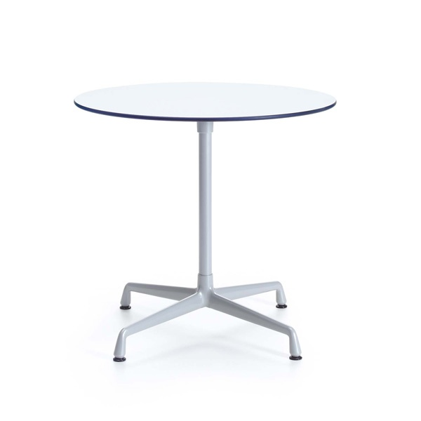 ROUND CONTRACT TABLE BY CHARLES EAMES