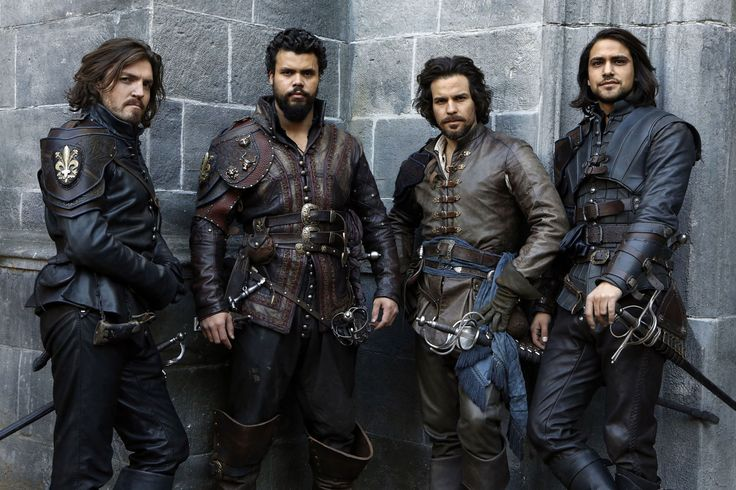 """Tom Burke opens up about the end of The Musketeers: """"We got everything out of it we could"""" - DigitalSpy.com"""