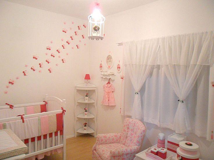 19 best images about Decoração  Quarto de Bebê para Menina on Pinterest  Ik