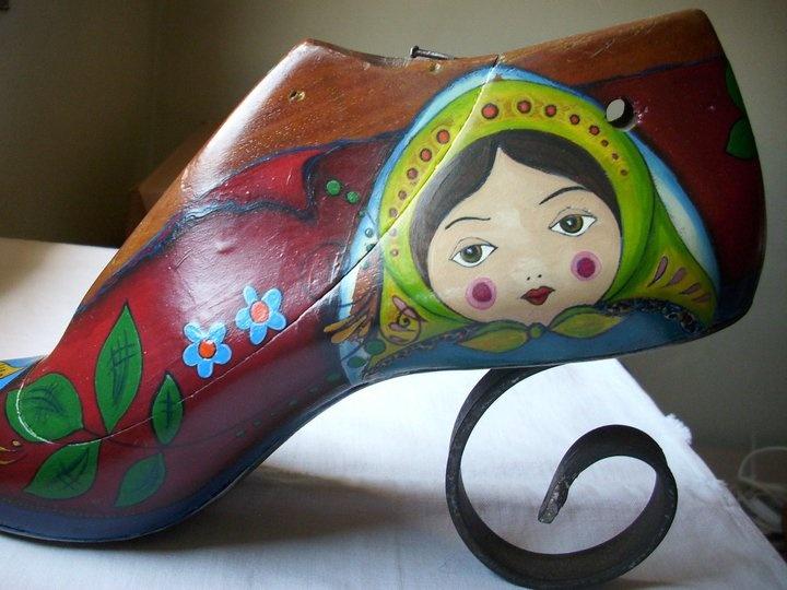 Horma de zapato