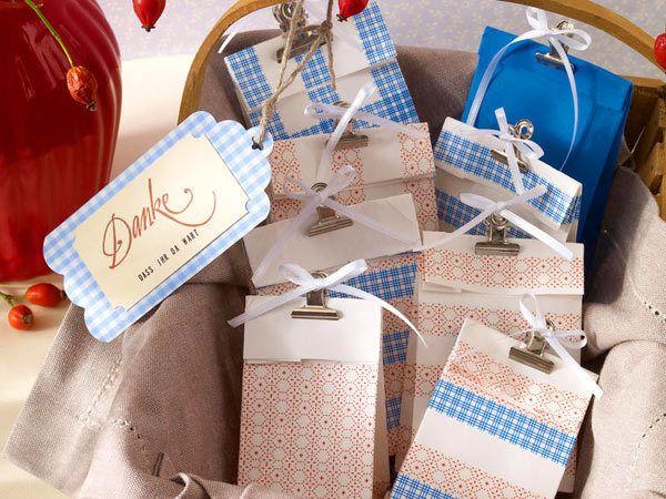Geschenktüten basteln - so geht's Schritt für Schritt - geschenktueten-basteln8  Rezept
