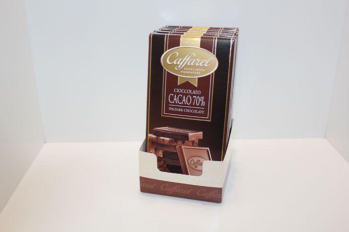 Tavolette Cioccolata: CIOCCOLATO CACAO 70% - http://www.caffeciok.it/wp001_caffeciok_ecommerce/shop/tavolette-cioccolata/tavolette-cioccolata-cioccolato-cacao-70/