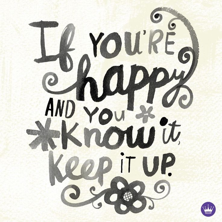 Positive messages and quirky, hand rendered type are popular currently