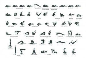 Ashtanga yoga primary series 2