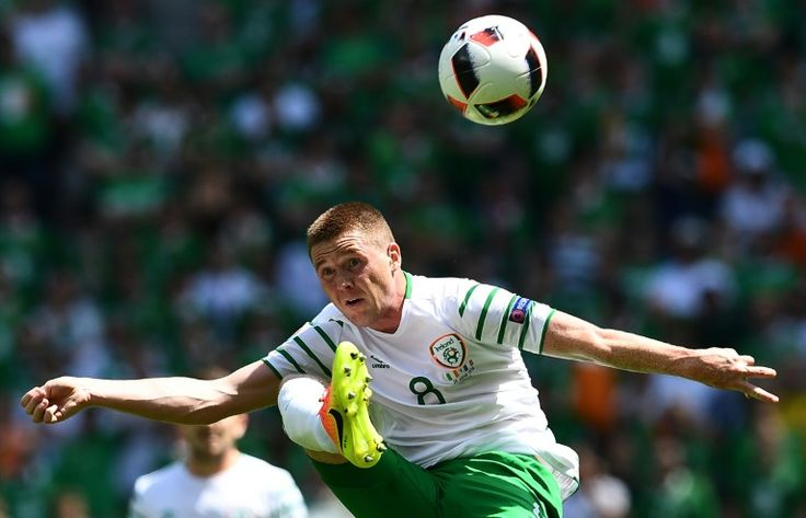 McCarthy pulls out of Irish World Cup qualifier   Dublin (AFP)  Ireland midfielder James McCarthy withdrew from the squad for Saturdays 2018 World Cup qualifier with Austria ending a fiery debate between national coach Martin ONeill and his Everton manager Ronald Koeman over his fitness.  Koeman blamed ONeill for giving 25-year-old McCarthy too much game time in two 2018 World Cup qualifiers last month as he had just returned from a groin operation.  ONeill said the Dutchmans claim was…
