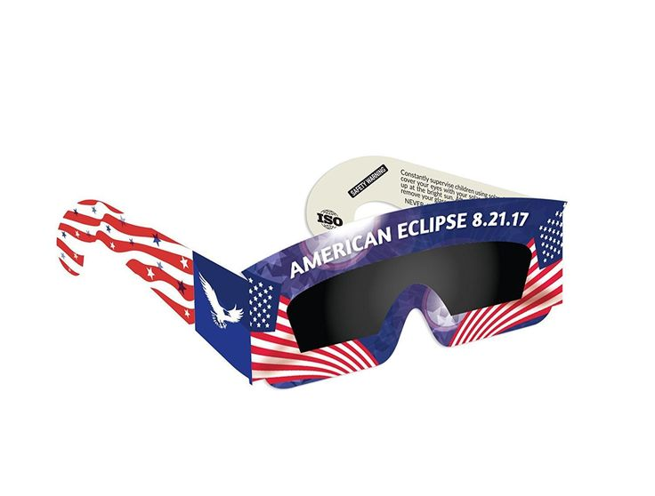1-pc Solar Eclipse Glasses: 12312-2-2015 CE & ISO approved