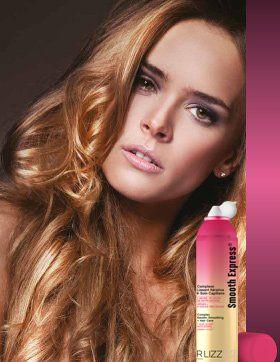 Smooth Express® Soin cheveux, véritable synergie entre le monde du lissage à la kératine et du soin capillaire Lunique mousse combinant les bienfaits du lissage à la kératine et 7 huiles précieuses. Pour tous types de cheveux. http://www.rlizz.com/les-produits/smooth_express-g6.html