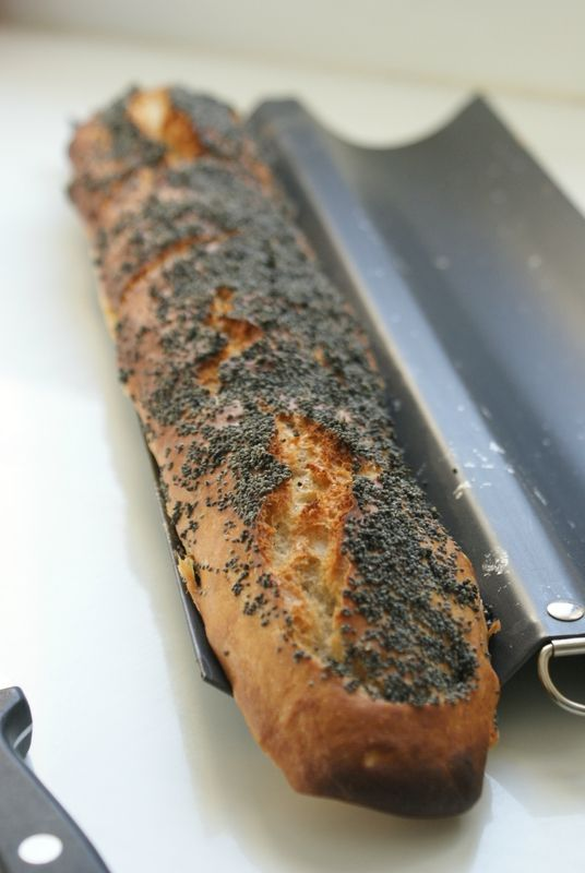 Baguette sans pétrissage