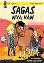 Sagas nya vän /, Pia Hagmar ...Saga och Max har bestämt att de ska leka efter skolan. Men den nya flickan Ina frågar Saga om hon vill rida på Inas häst. Saga följer med Ina. Men det blir inte så roligt hos Ina som Saga trott. I Sagas mage gnager det dåliga samvetet. Tänk om Max inte förlåter henne? Fjärde boken om Saga och Moa. Bok med VERSALER ... #kapitelbok #lättläst #lästräning