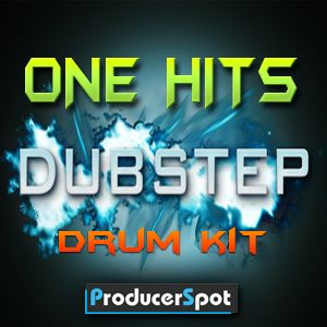 ProducerSpot has released first sound pack for free download 'Dubstep One Hits Free Drum Kit' a perfect sound pack to start your dubstep production.