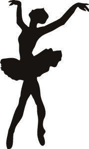 silueta de bailarina para imprimir - Pesquisa Google…
