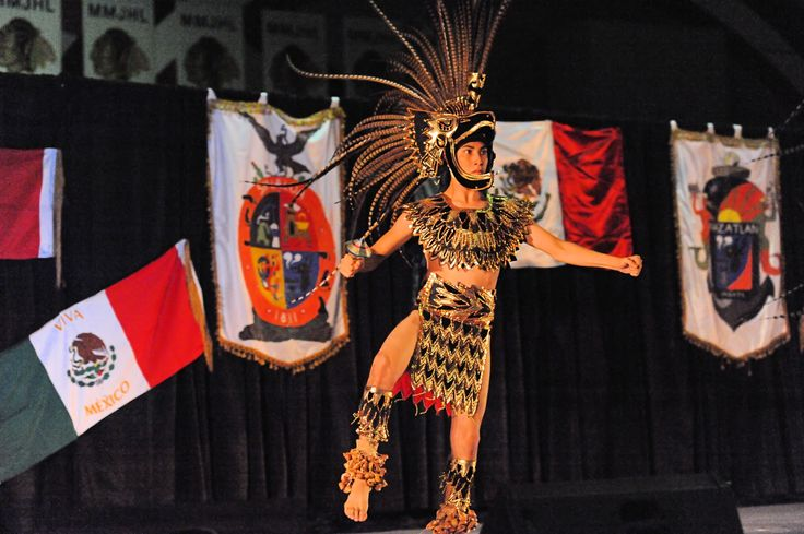 Mexican dancer- folklorama 2010
