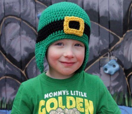 Lucky Leprechaun Free Crochet Pattern   Crochet Direct