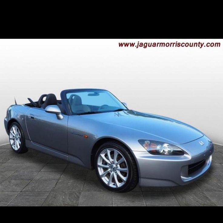 2007 Honda S2000 Convertible for sale in Madison NJ  20 mpg City 26 mpg Hwy 2.2L I-4 Cyl Manual REAR-WHEEL DRIVE Mileage : 54794 Miles Stock # : G1232A VIN : JHMAP214X7S000632  Excellent vehicle. Ask your sales consultant if this vehicle is Spot Ready. Call 888-927-8063  #honda#highendcars#carswithoutlimits #luxuryrides#lowpro#cargram#cars#car#njhonda#hondaclub#paulmiller #njrides#s2000#njwhips#hondas2000 #hondagram #s2000gram #s2000oftheday #hondanation#hondalife #hondasociety#madison #nj #carporn#hondaporn #car #caroftheday