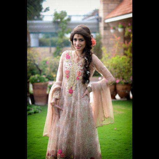 Spotted in Farida Hasan