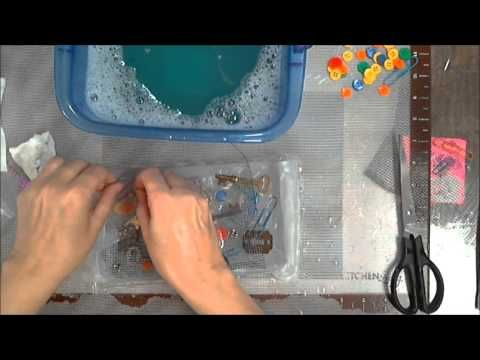 (64) Silicone Mold Make'in - YouTube
