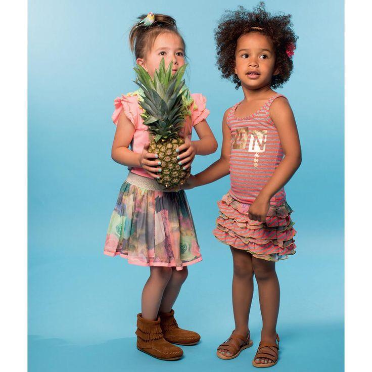 NoNo jurk summer 2015   Kixx Online kinderkleding babykleding www.kixx-online.nl
