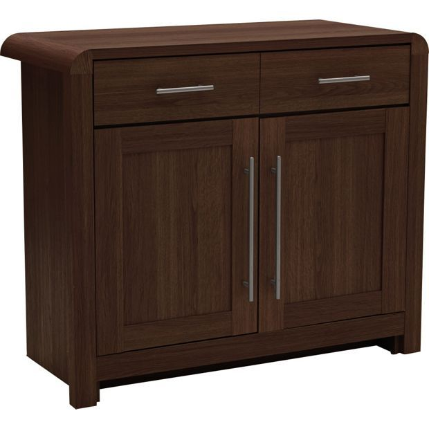 Buy Heart of House Elford 2 Door 1 Drwr Sideboard-Walnut Effect at Argos.co.uk - Your Online Shop for Sideboards and dressers, Living room furniture, Home and garden.