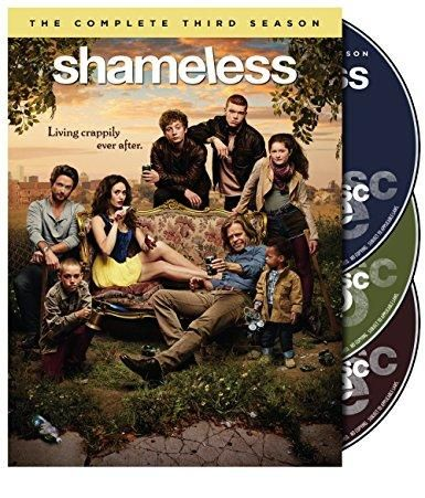 William H. Macy & Emmy Rossum - Shameless: Season 3