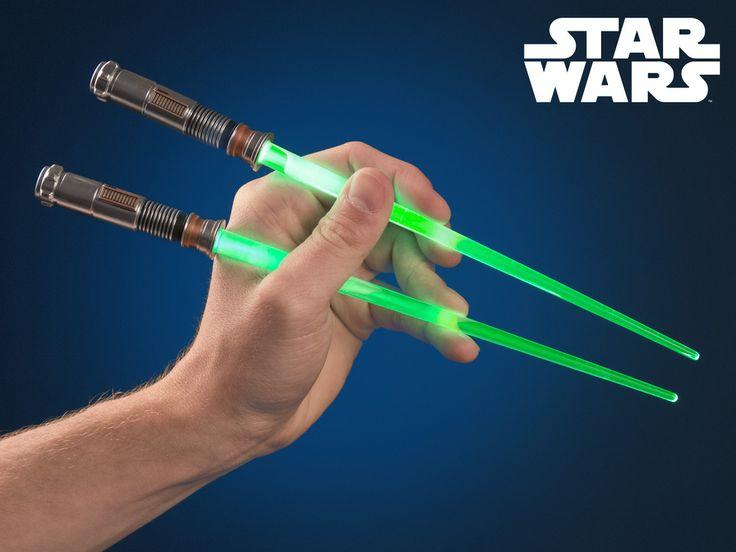 Star Wars Lysende Spisepinde 199,-