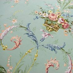 Antique Rose Fabric