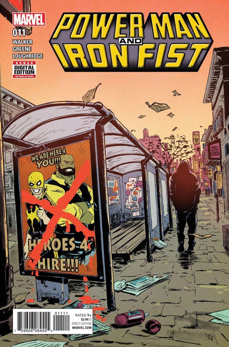 Marvel - Power Man and Iron Fist (2016) #11