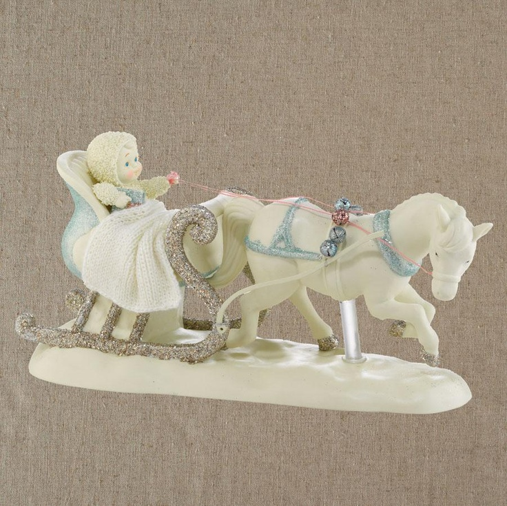 Department 56 - Snowbabies - Snowdream - To Grandmothers House at GiftCollector