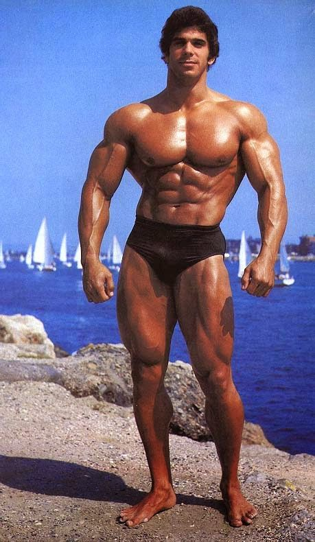"""The legendary """"Big Lou"""". Also Read """"The Most Popular Bodybuilders That Never Won Mr. Olympia"""" --> http://www.body-buildin.com/2014/01/the-most-popular-bodybuilders-that.html"""