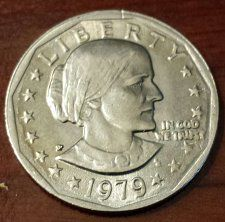 1979-1999 Susan B Anthony Dollars - US Coin Prices and Values