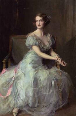 Philip Alexius de Laszlo - Portrait of Lady Illingworth 1934