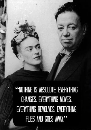 Frida Kahlo Memes, Quotes & Photos